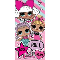 L.O.L. collectibles Badlaken LOL surprise Glam: 70x140 cm