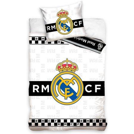 Real Madrid Dekbed real madrid checkers