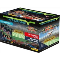 Panini giftbox Adrenalyn Road to Euro 2020