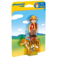 Ranger met tijger Playmobil