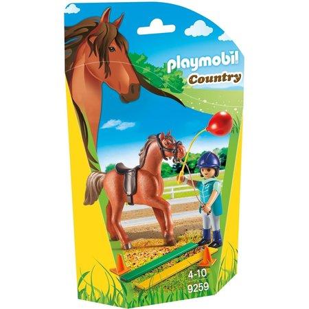 Playmobil Paardentherapeute Playmobil