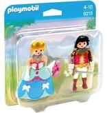 Playmobil DuoPack Prins en prinses Playmobil
