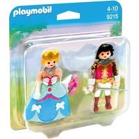 DuoPack Prins en prinses Playmobil