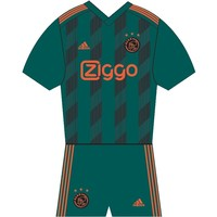 Minikit Ajax away 2019/2020