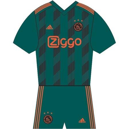 AJAX Amsterdam Minikit Ajax away 2019/2020
