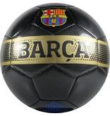 Barcelona FC Bal barcelona leer groot zwart carbon