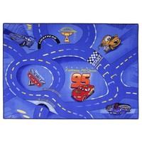Disney Cars Speelkleed 77 blauw