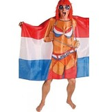 Holland Vlag poncho holland maid in holland