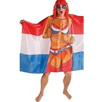 Vlag poncho holland maid in holland
