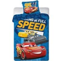 Dekbed Cars full speed: 140x200/70x80 cm