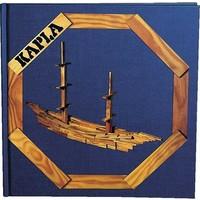 Kapla voorbeeldenboek nr. 2 blauw