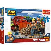 Puzzel Bob de Bouwer: 60 stukjes