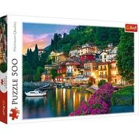 Puzzel Como meer Italie: 500 stukjes