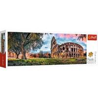 Puzzel Panorama Colloseum Rome: 1000 stukjes
