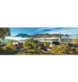 Trefl Puzzel Panorama Schliersee meer: 1000 stukjes