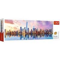 Puzzel Panorama Manhatten New York: 1000 stukjes