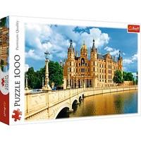 Puzzel Schwerin Palace: 1000 stukjes