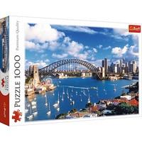Puzzel Sydney: 1000 stukjes