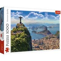 Puzzel Rio De Janeiro: 1000 stukjes