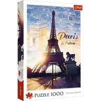 Puzzel Parijs: 1000 stukjes