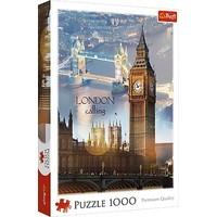 Puzzel London: 1000 stukjes
