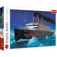 Puzzel Titanic: 1000 stukjes