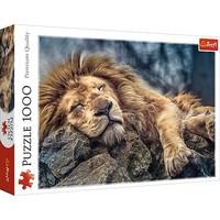 Puzzel Slapende Leeuw: 1000 stukjes
