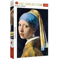 Puzzel Vermeer Art Collection: 1000 stukjes