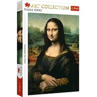 Puzzel Da Vinci Art Collection: 1000 stukjes