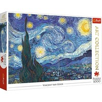 Puzzel Van Gogh Collection: 1000 stukjes