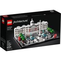 Trafalgar Square Lego