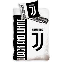 Dekbed Juventus zwart/wit