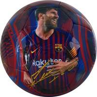 Bal barcelona leer groot shiny Messi
