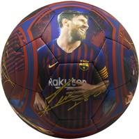 Bal barcelona leer groot mat Messi