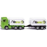 Vrachtwagen met tanktrailer SIKU