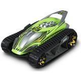 Auto RC Nikko VelociTrax: neon groen