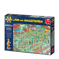 Puzzel JvH: WK Vrouwenvoetbal 1000 stukjes