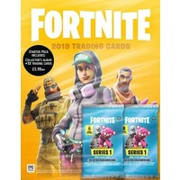 Panini starterpack Fortnite