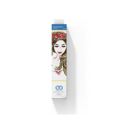 Diamond Dotz Diamond Dotz® Garland Beauty - Diamond Painting (28x41 cm)