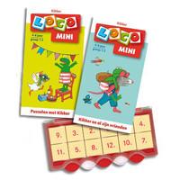 Pakket Loco Mini Kikker en vrienden