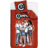 Dekbed Campus 12 FLANEL: 140x200/65x65 cm