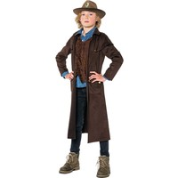 Verkleedpak Nachtwacht: Cooper maat 6-8 jaar