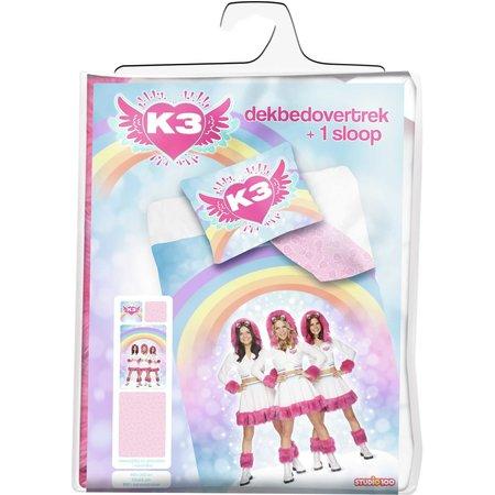 K3 Dekbed K3 dromen: 140x200/65x65 cm