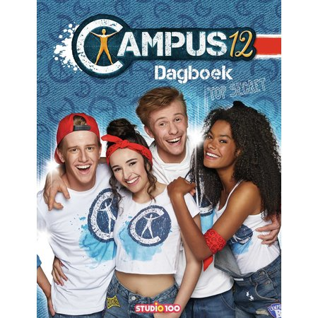 Campus12 Dagboek met slot Campus 12