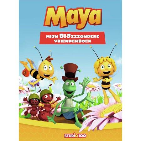 Mayadebij Vriendenboek Maya