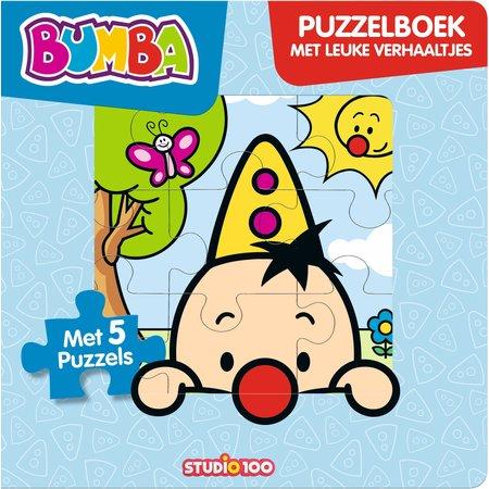 Bumba Boek Bumba: Puzzelboek
