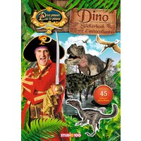 Stickerboek Piet Piraat: Dino