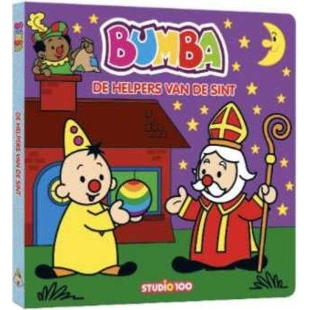 Bumba Boek Bumba: De helpers van de Sint