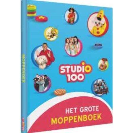 Studio100Algemeen Boek Studio 100: Het grote moppenboek