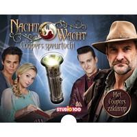 Boek Nachtwacht: Coopers Speurtocht